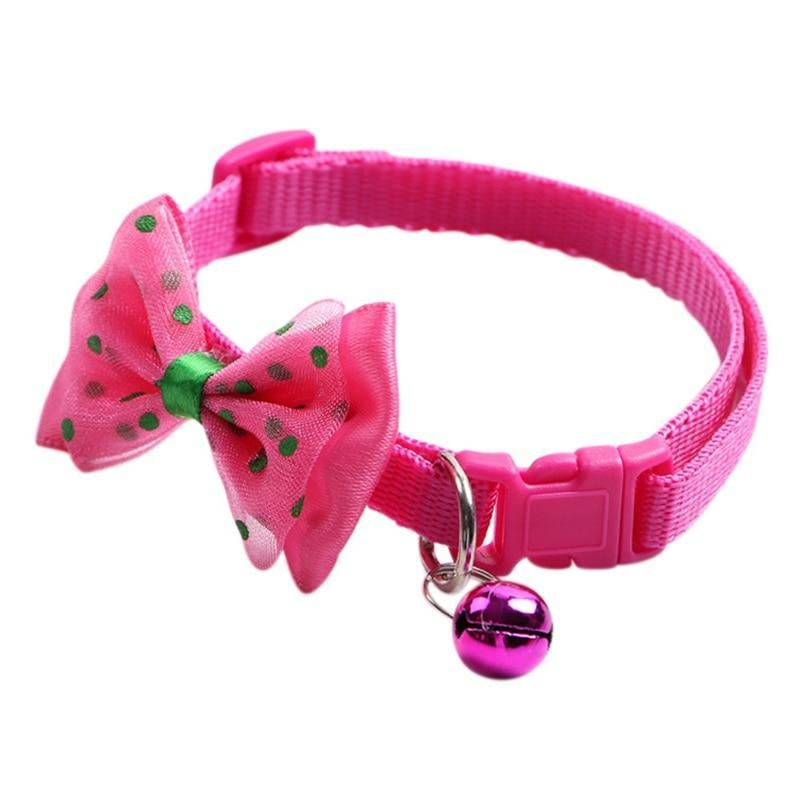 Max and Maci's Store Dog Collar Adjustable Polyester Dog Collars