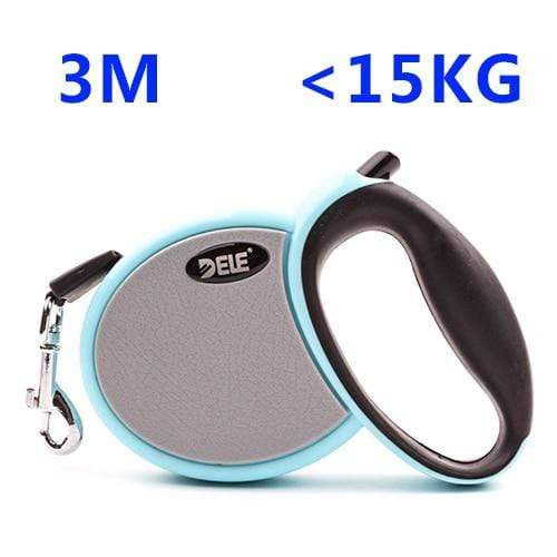 Retractable Dog Automatic Leads Leashes Rope - Max and Maci's Store