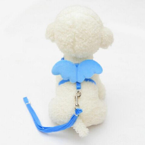 Cute Angel Pet  Dog Harness - Max and Maci's Store