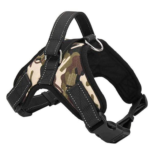 Breathable Harness Dog Leads Neck Collar - Max and Maci's Store
