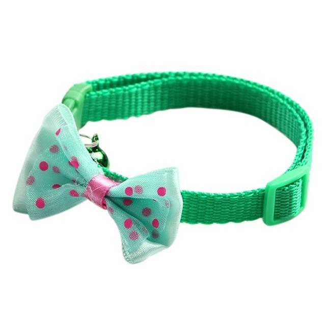 Max and Maci's Store Dog Collar P / S Adjustable Polyester Dog Collars