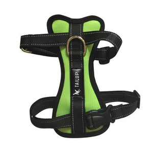 Max and Maci's Store Dog Collar GREEN / L Safety Dog Chest Belt