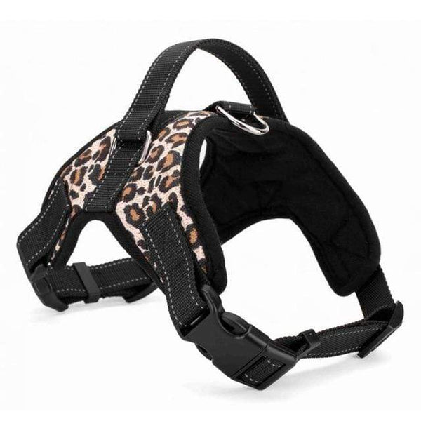 Large Dog Harness Vest Walking Hand Strap - Max and Maci's Store