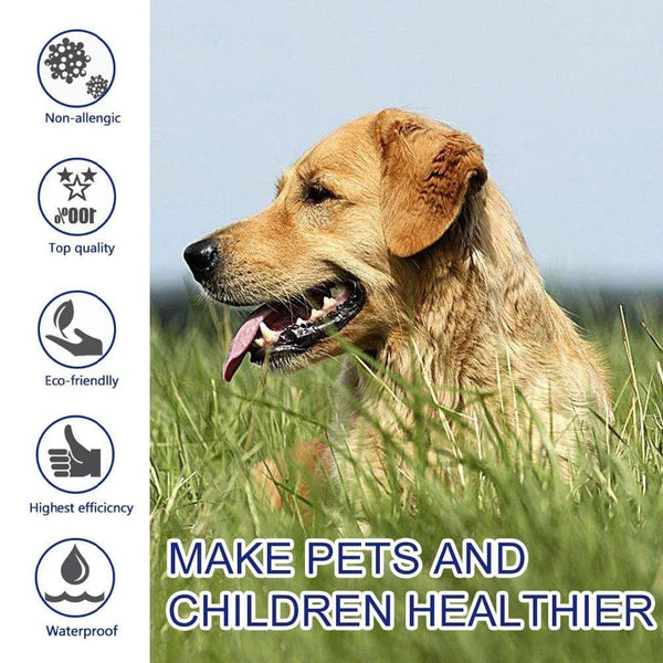 Pet Dog Collar Anti Flea Ticks Mosquitoes Outdoor - Max and Maci's Store