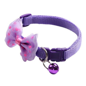 Max and Maci's Store Dog Collar Z / S Adjustable Polyester Dog Collars