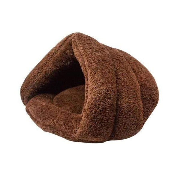 Winter Warm Fleece Thicken Dog Bed House - Max and Maci's Store