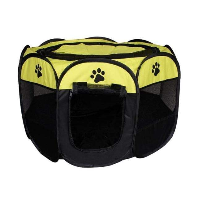 Max and Maci's Store Dog Doors, Houses & Furniture Portable Foldable Pet tent