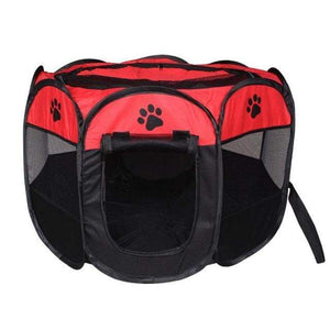 Max and Maci's Store Dog Doors, Houses & Furniture B / M Portable Foldable Pet tent