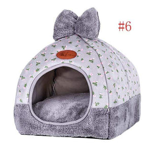Max and Maci's Store Dog Doors, Houses & Furniture B2 / 25x25x28cm / United States Dog House Portable Indoor Bed