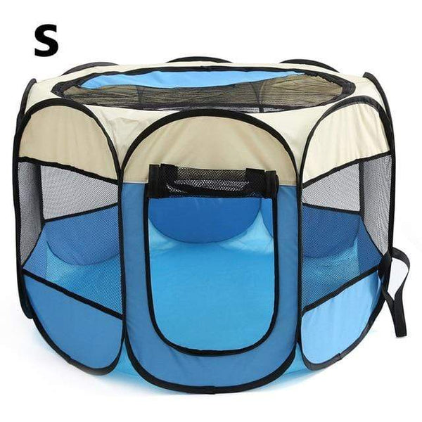 Pet Tent Portable Folding Dog House - Max and Maci's Store
