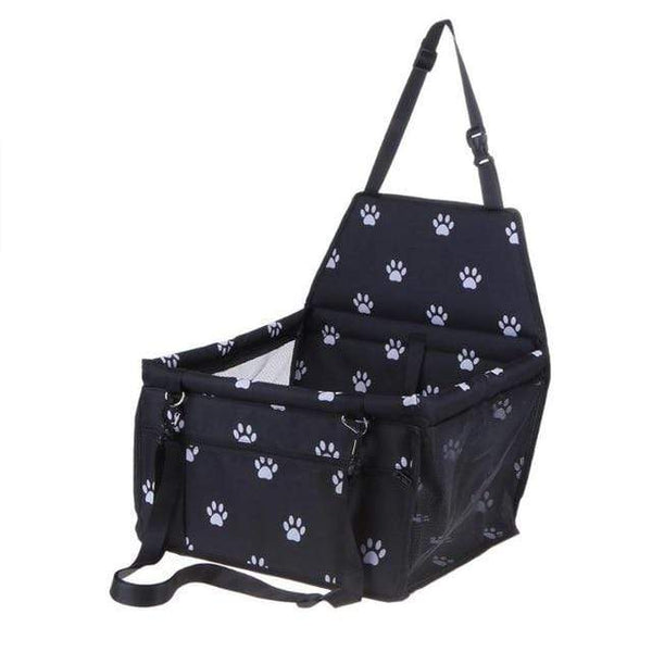 Dog Car Safety Seat Or Carrier Travel Bag - Max and Maci's Store