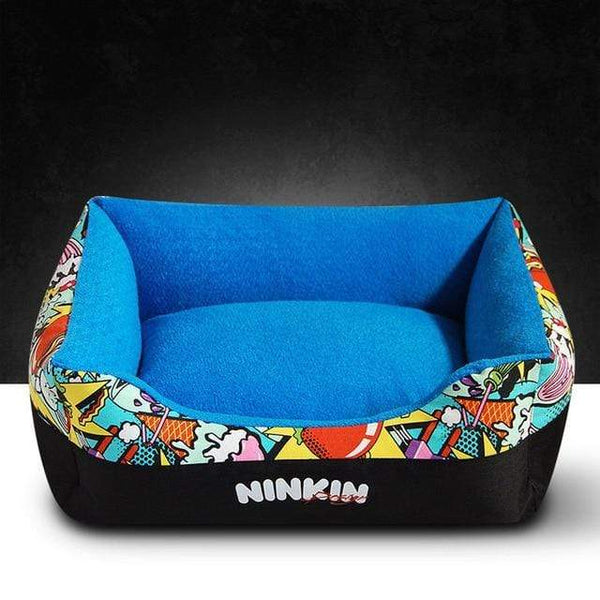 High Quality Luxury Canvas Dog Bed And Sofa - Max and Maci's Store