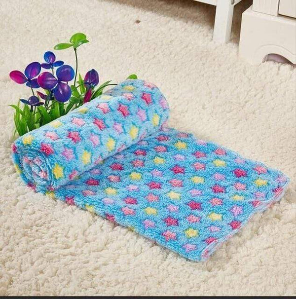 Pet Soft Dog Blanket Winter Puppy Dog Mattress - Max and Maci's Store