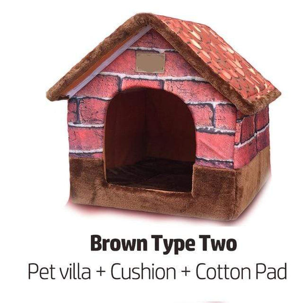 Durable Dogs Comfortable Beds House - Max and Maci's Store