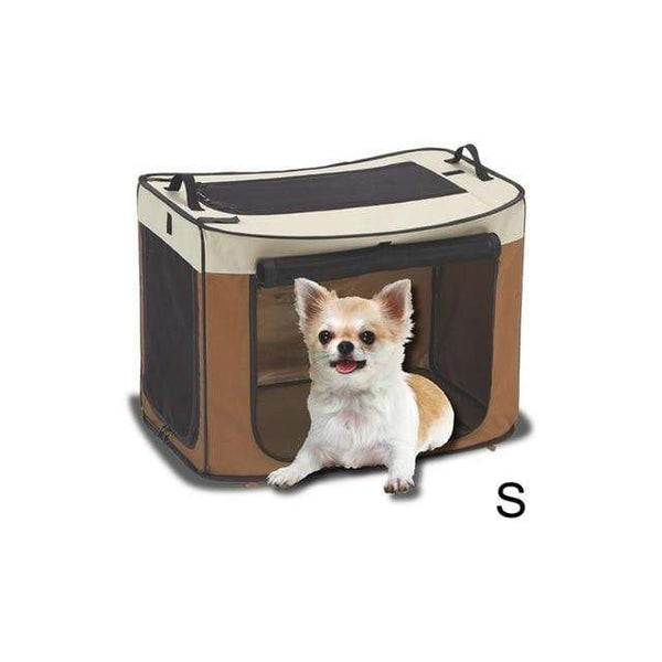 Car Wire Folding Puppy Dog Cage - Max and Maci's Store