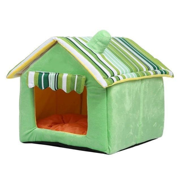 Max and Maci's Store Dog Doors, Houses & Furniture Coffee / XL Pet Removable Airy House Bed