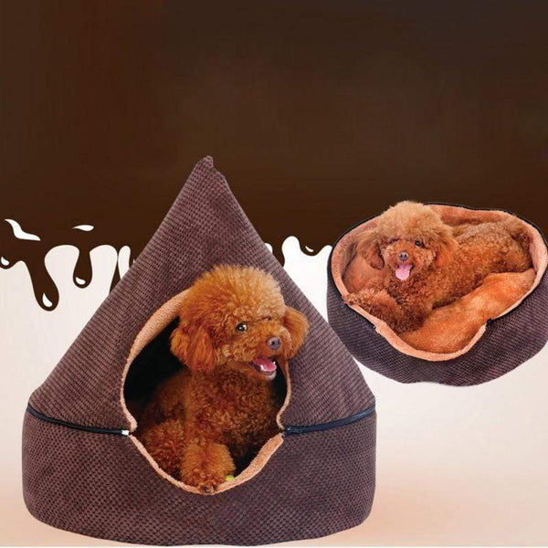 Max and Maci's Store Dog Doors, Houses & Furniture Comfortable Soft Dog House