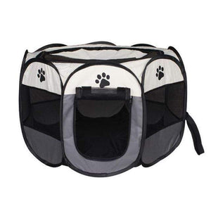 Max and Maci's Store Dog Doors, Houses & Furniture D / L Pet Dog Tent Outdoor Fence