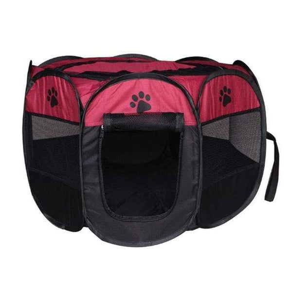 Portable Foldable Pet Tent - Max and Maci's Store