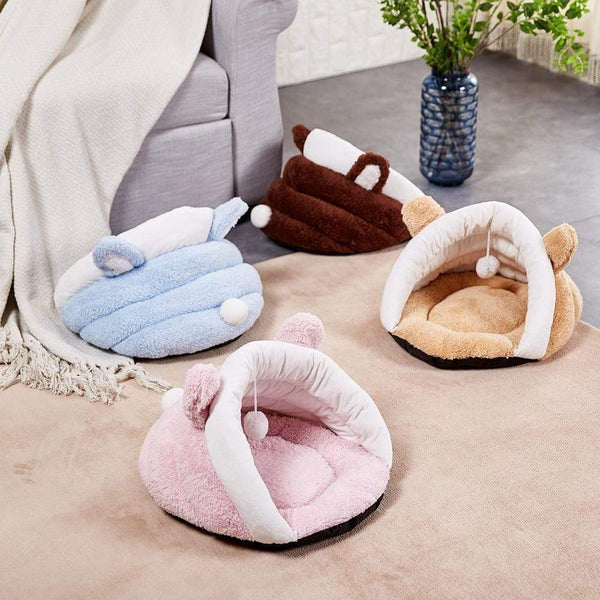 Dog Blanket Puppy Pet Cat Dog Soft Warm Nest - Max and Maci's Store