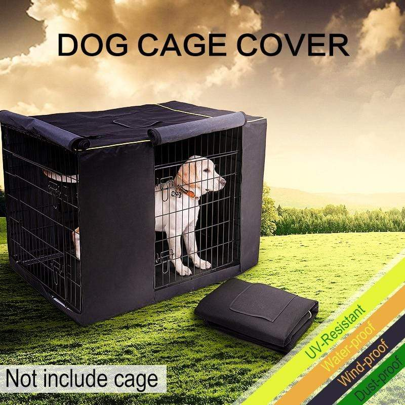 Max and Maci's Store Dog Doors, Houses & Furniture Dog Cages Cover Waterproof