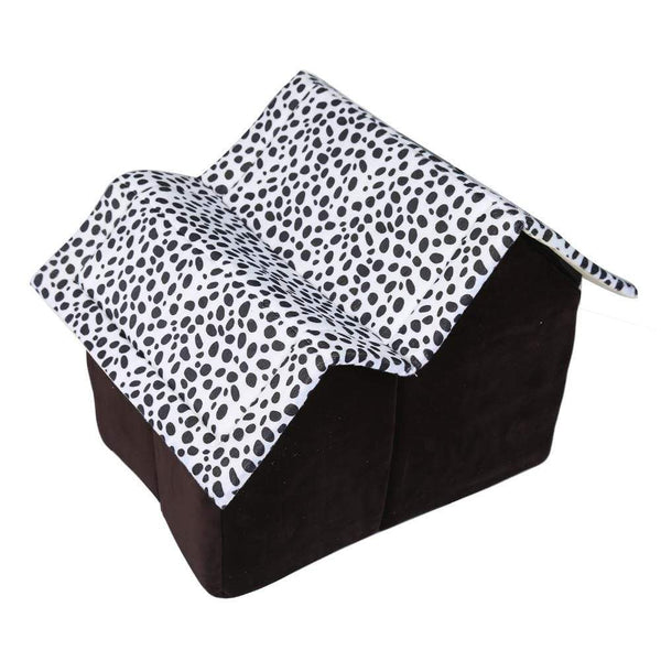 Dog House Pp Cotton Folding Bed - Max and Maci's Store
