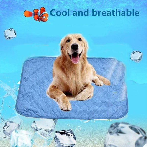 Dog Mat Car Ice Pillow Teddy Mat - Max and Maci's Store