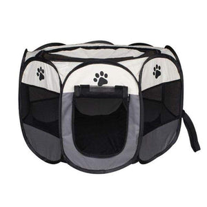 Max and Maci's Store Dog Doors, Houses & Furniture E / M Portable Foldable Pet tent