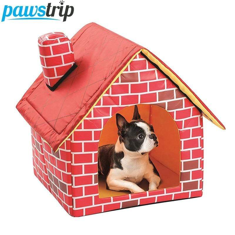 Max and Maci's Store Dog Doors, Houses & Furniture Folding Portable Soft Warm Dog House
