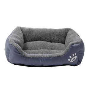 Max and Maci's Store Dog Doors, Houses & Furniture Gray / L Dog Cat Bed House Warm Breathable