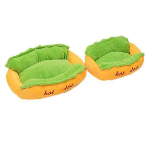 Max and Maci's Store Dog Doors, Houses & Furniture GREEN / 59x50x23cm Pet Dog Bed