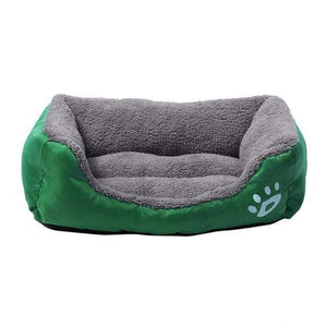 Max and Maci's Store Dog Doors, Houses & Furniture Green / L Dog Cat Bed House Warm Breathable