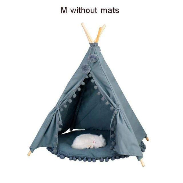 Nice Indoor Outdoor Portable Teepee Mat - Max and Maci's Store