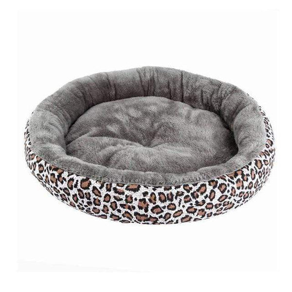 Warm Puppy Cushion Winter Dog Round Bed - Max and Maci's Store