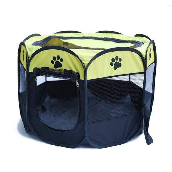 Portable Folding Pet Tent Dog House - Max and Maci's Store