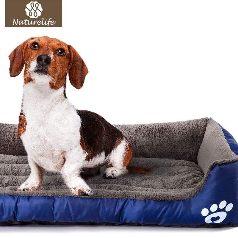 Max and Maci's Store Dog Doors, Houses & Furniture Naturelife Warm Dog Bed