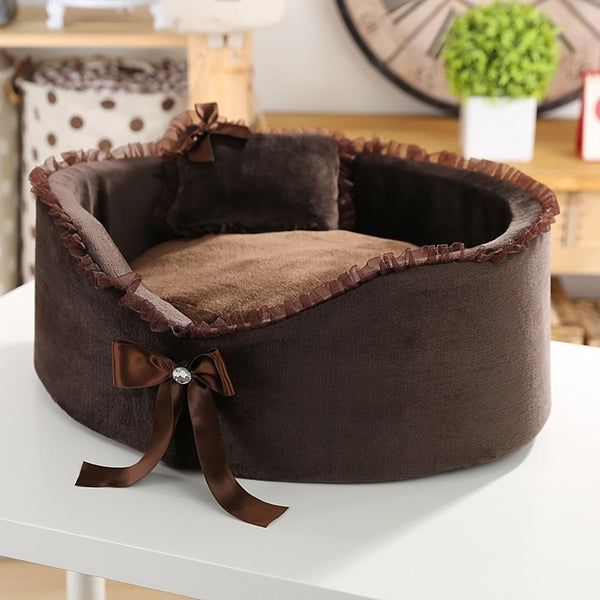 Max and Maci's Store Dog Doors, Houses & Furniture new luxury pet bed