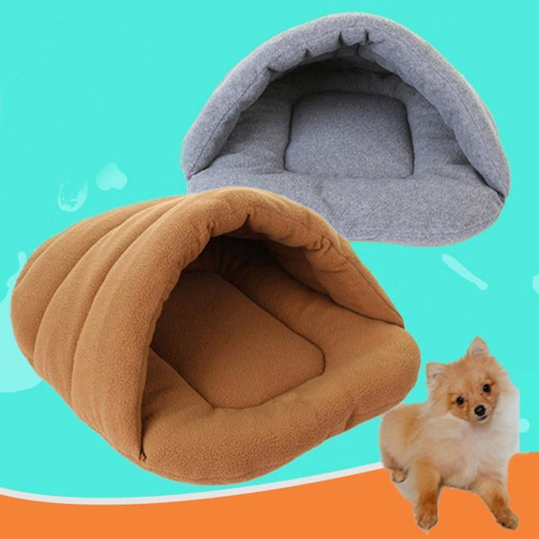 Pet Cat Kennel Slippers Pet Pad - Max and Maci's Store