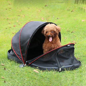 Max and Maci's Store Dog Doors, Houses & Furniture Portable Breathable Full Mesh