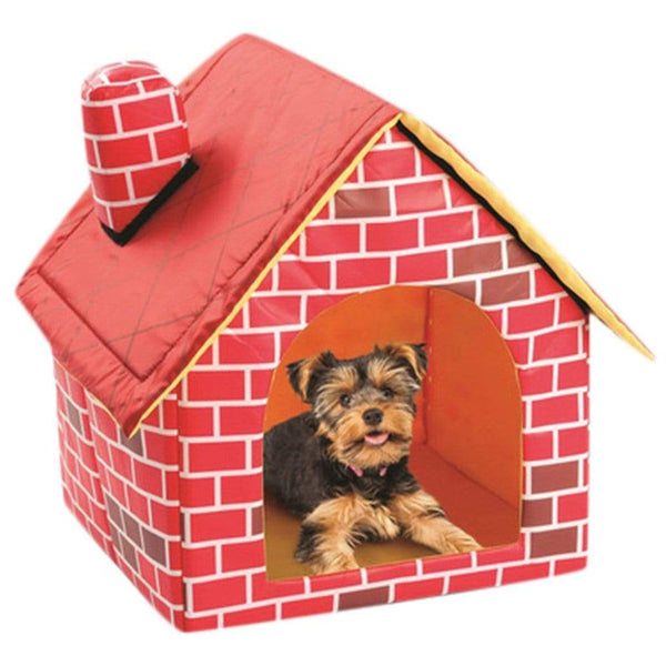 Foldable Dog House Pet Bed - Max and Maci's Store