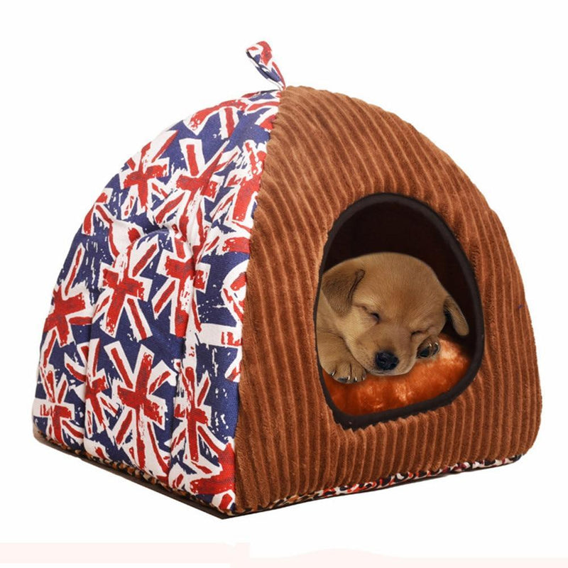 Max and Maci's Store Dog Doors, Houses & Furniture Soft Winter House For Dogs