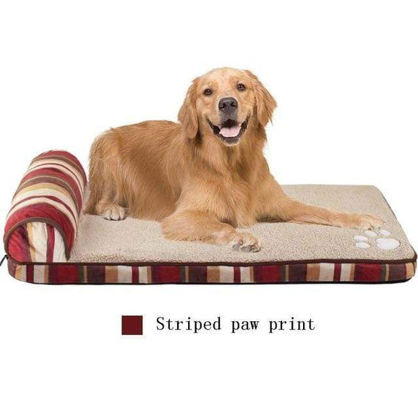 Golden Retriever Kennel Detachable Teddy Dog Bed - Max and Maci's Store