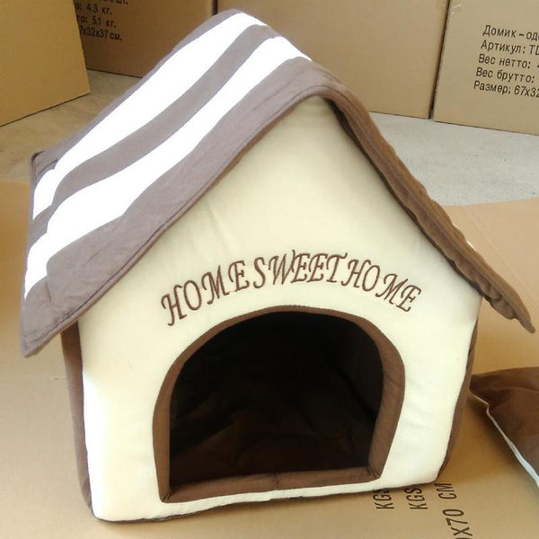 Winter Portable Indoor Dog House - Max and Maci's Store