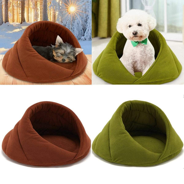 Winter Warm Dog Bed - Max and Maci's Store