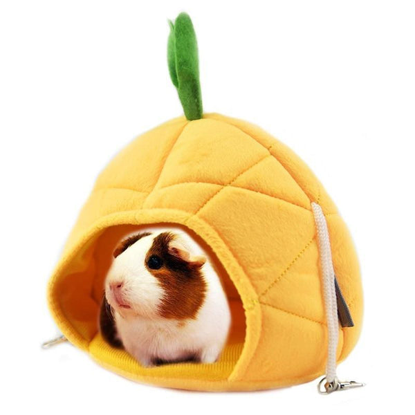 Winter Warm Frog/Pineapple Shaped Dog House - Max and Maci's Store