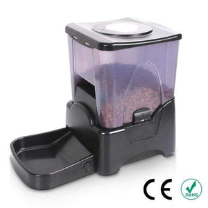 Max and Maci's Store Dog Feeding 10.65L Automatic Pet Dog Feeder