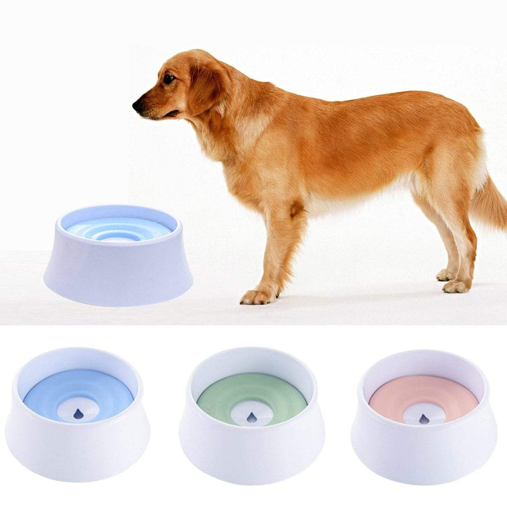 Max and Maci's Store Dog Feeding 1200ml Dog Water Floating Bowl