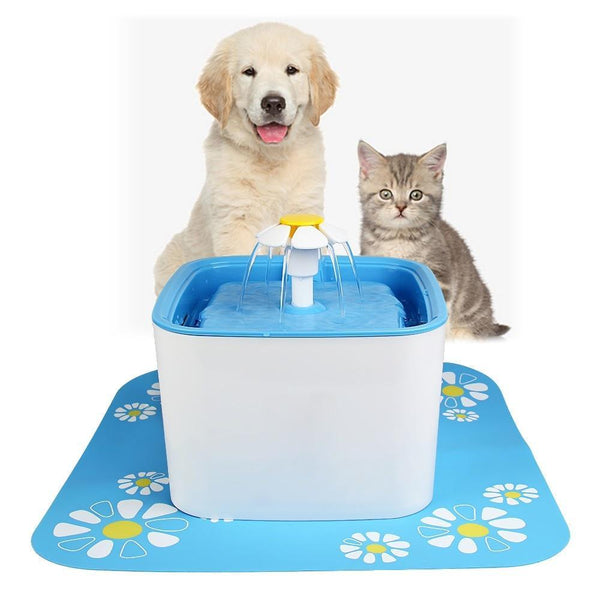 2.5L Automatic Cat Water Fountain - Max and Maci's Store