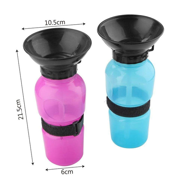 500Ml Dog Drinking Water Bottle - Max and Maci's Store