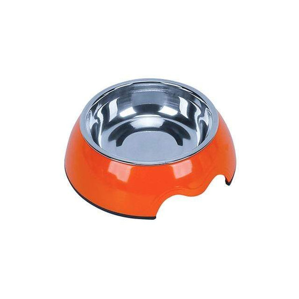 Removable Stainless Steel Dog Diner Food Water Bowl - Max and Maci's Store